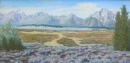 Willow Flats Teton Panorama   ***SOLD***